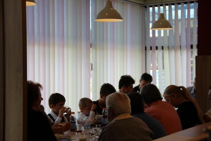 Családi Vasárnap a Szederinda étteremben