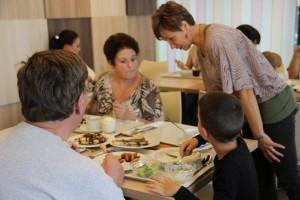 Családi vasárnap a Szederinda gluténmentes étteremben