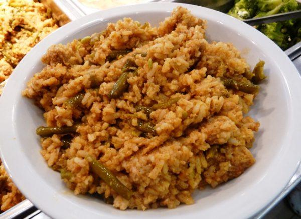 Gluténmentes Szerb rizseshús