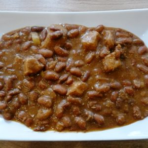 csornai babos hús gluténmentes
