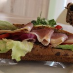 Gluténmentes reggeli szendvics