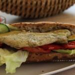 Szendvics pulykahússal gluténmentesen