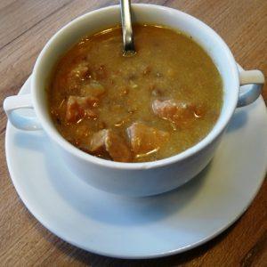 lencsés mustáros leves gluténmentes