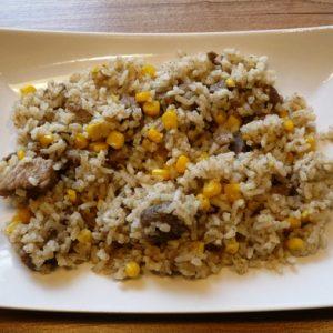 rizses hús szárnyasokból gluténmentes