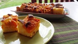 sárgabarckos süti gluténmentes
