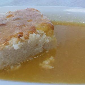 sült rizspuding gluténmentes
