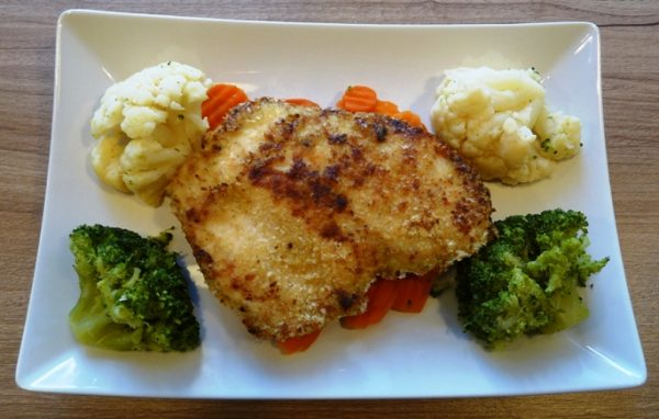 tandori csirkemell karfiol mixen gluténmentes