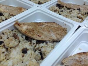 tandori jércemell barna rizzsel gluténmentes