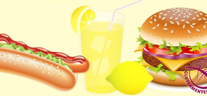 gluténmentes hamburger nap
